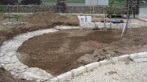 borrowed ground u0026 stone installation in austin texas for the