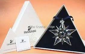 swarovski swarovski 2001 ornament 267941 swarovski