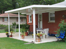 Elitewood Aluminum Patio Covers Aluminum Patio Cover Ebay