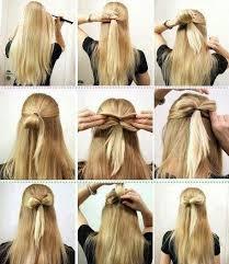 how to make a hair bow easy easy hair bow tutorials foto