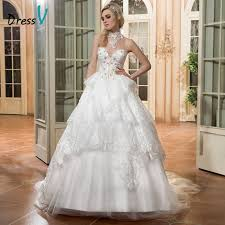 wedding dress wholesalers online buy wholesale ivory lace wedding dresses from china