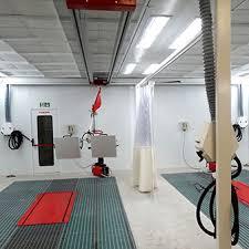 chambre de peinture automobile cabines de peinture europa fabricant de cabines de peinture