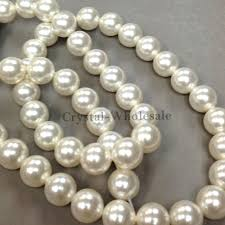 pearls beads necklace images 200 swarovski crystal glass pearls 3mm round beads jpg