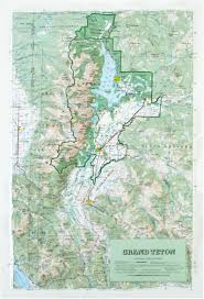 us relief map hubbard scientific raised relief map grand teton national park