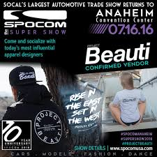 Beuti by Anaheim 2016 Confirmed Vendor Project Beauti Clothing