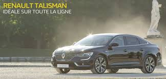 renault talisman video new renault talisman detailed by design boss