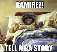 Ramirez Meme - ramirez