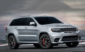 jeep cherokee black with black rims 2017 jeep grand cherokee srt official photos and info u2013 news u2013 car