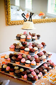 cupcake wedding cake luxury wedding
