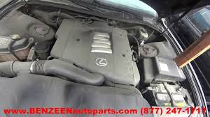 lexus rx300 yaw rate sensor parting out 2000 lexus ls 400 stock 7214yl tls auto recycling