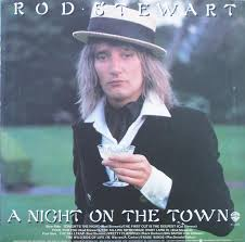 town photo albums rod stewart a on the town