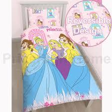 twin bedding sets girls girls rotary reversible duvet sets disney frozen princess minnie