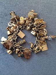 best 25 gold charm bracelets ideas on charms for