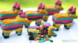 cinco de mayo piñata cookies turn a into a