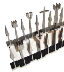 chess set designs austin cox for alcoa aluminum chess set 1962 modern design