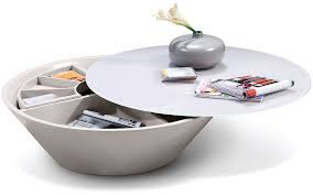 small round coffee table with storage elegant small round ottoman