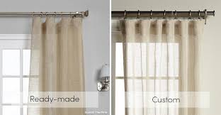 why go custom belgian linen curtains u0026 shades barn u0026 willow