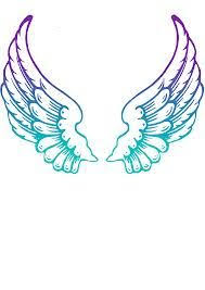 wing tattoos for small images ideas