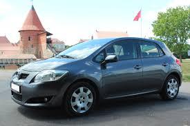 auris toyota auris u2013 carsbooking