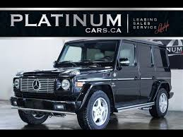 used 2005 mercedes benz g class for sale north york on