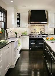 69 best black and white kitchens images on pinterest kitchens
