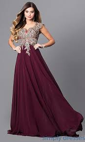 Formal Dresses With Pockets Long Beaded Bodice Formal Prom Dress With Pockets