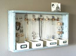 jewellery necklace storage images 23 jewelry display diys sincerely yours jpg
