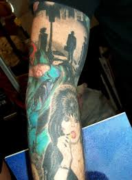 36 of the geekiest tattoos from comic con 2011 mental floss