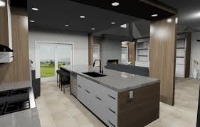 Redesigning A Kitchen 1990 U0027s Home Gets A Contemporary New Look