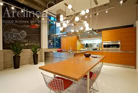 arclinea san diego full service kitchen design showroom wins