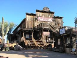 mesa az goldfield ghost town my family used to go here all the