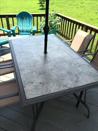 stone patio table top replacement lovely patio table top replacement patio furniture table top glass