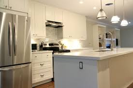 Ikea Kitchen Backsplash by Kitchen Simple And Neat White Ikea Kitchen Decoration Using White