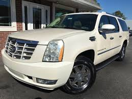 cadillac escalade esv 2007 pre owned 2007 cadillac escalade esv base 4d sport utility in