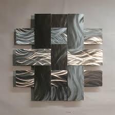 Ribbon Metal Wall Decor Contemporary Metal Sculptures Contemporary Metal Wall Art