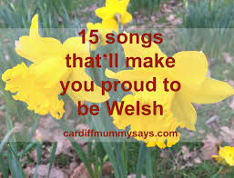 15 songs that u0027ll make you proud to be welsh cardiff mummy