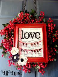 s day wreaths fascinating door wreath pictures best inspiration home