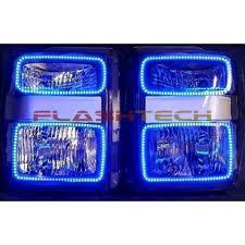 2008 ford f250 tail light bulb ford f250 f350 v 3 fusion color change led halo headlight kit