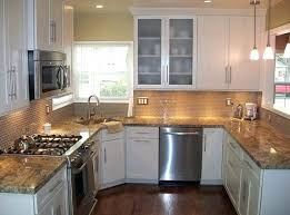 kitchen corner designs small corner kitchen sink view in gallery frosted glass cabinets and