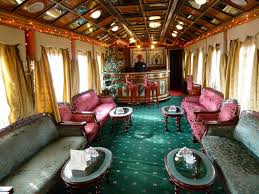 know about the first indian luxury train palace on wheels