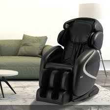 recliners splendid recliner massage chair leather for house ideas