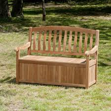 Outdoor Storage Bench Building Plans by Eksterior Design Outside Storage Bench Look Simple In The