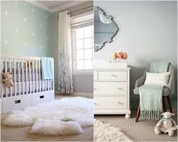 chambre bébé vert et gris décoration chambre bébé en 30 idées créatives pour les murs baby
