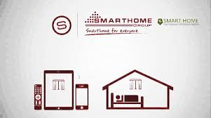 smart bus g4 home automation system how it works youtube