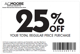 ac moore coupon printable spotify coupon code free