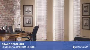 levolor aluminum blinds u0026raquo category overview video gallery