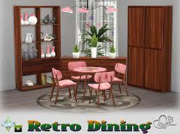 Retro Dining Room Buffsumm U0027s Retro Diningroom