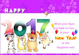 online new year cards new year greeting cards 2017 kids clipart 2017
