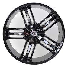 2017 white jeep black rims spade black chrome inserts rims gwg wheels