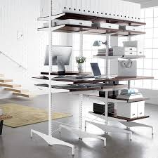 Free Standing Shelf Design by